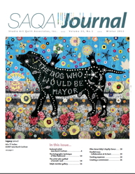 SAQA Journal cover