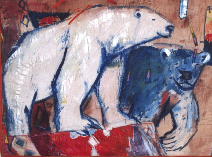 Ice Bears detail