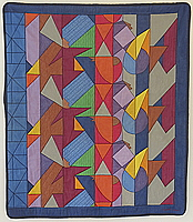 Crazy Quilt by Elizabeth Gurrier