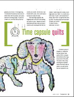 Quilt Life article